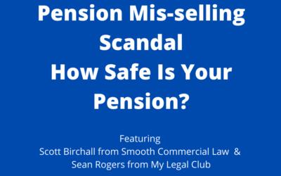 Pension Mis-Selling
